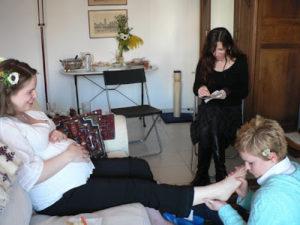 Blessingway massage